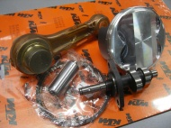 KTM spareparts. New and used!